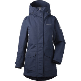 Didriksons 1913 Frida Parka Women Navy